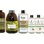 Oryginalne szampony roślinne naturalne, organiczne BIO i certyfikowane.